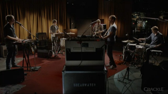 Shearwater From the Basement