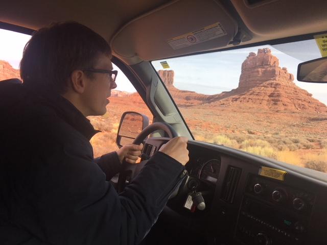 JM driving